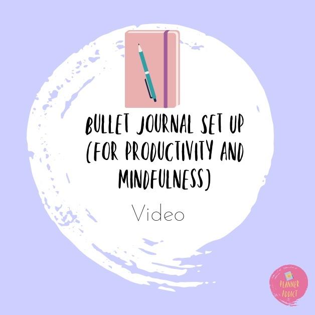 Bullet-Journal-Set-Up