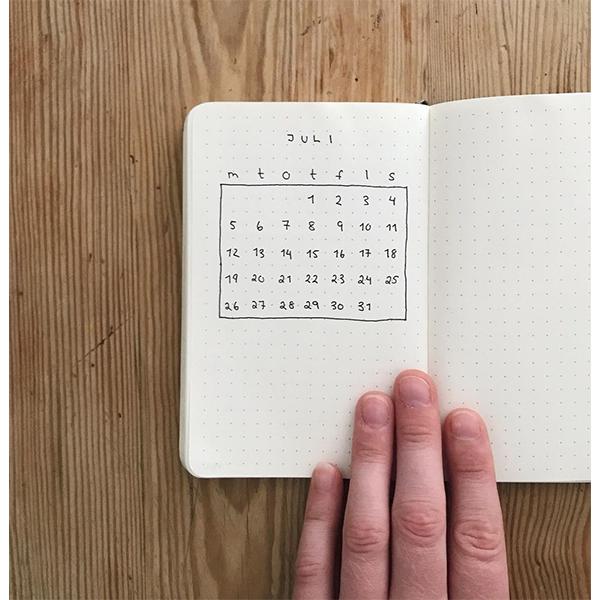 Bullet journal for men – A quick guide to Bullet Journal for men .